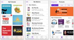 Apple's Podcasts App For iOS Gets Siri And CarPlay Support | TechCrunch