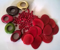New Tagua Beads arrived today from Ecuadorian Hands. I love these beads! About Me Blog, Hands, My Love, Jewelry, Jewlery, Jewerly, Schmuck, Jewels, Jewelery