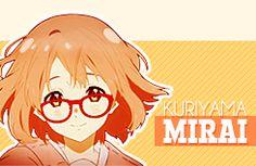 ✿ Kuriyama Mirai ✿