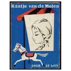 Eerste prijs Opstel: Kaatje van de Molen een Vlaams volksverhaal.    Uitgave Het Fonteintje anno 1959