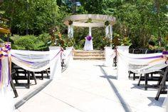 The Wedding Walk Way