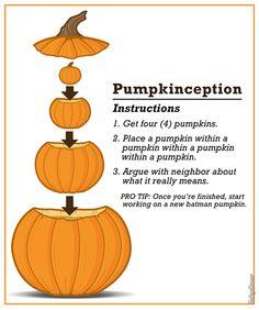 Pumpkinception