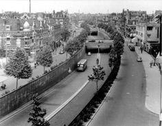 's-Gravendijkwal Rotterdam (jaartal: 1950 tot 1960) - Foto's SERC