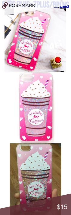 🦄Coffee Quicksand iPhone Case Various Sizes ⭐️Please Choose Correct Size At Checkout ➡️Discount Only With Bundle Of 2 Or More Items⬅️  Show off your iPhone while protecting it from bumps and scratches.  * High Quality Tight Fitting Hardshell Case * Gorgeous Quicksand Glitter Within The Design   * Bump/ Anti Shock  * Fitted Design * New In Package  * Same Or Next Day Shipping Accessories