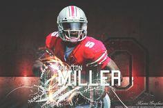 Braxton Miller,,,OSU QB!
