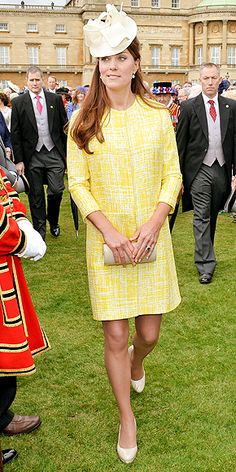 13 of Princess Kate's Outfits We Can't Wait to See in Mini | LOTS AND LOTS OF COAT DRESSES | Kate's longtime standard look, no matter the season? A coat dress. We'd love to see the pair rock matching ones in, say, yellow ...