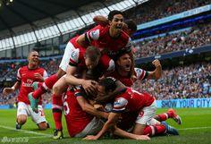 Premier League  Manchester City 1:1 Arsenal