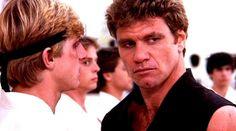 Sensei John Kreese (The Karate Kid)