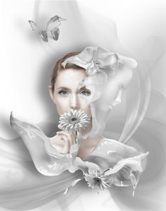 UNTITLED by JustAboutArt.deviantart.com on @DeviantArt #art #photoshop #photomanipulation #digitalart