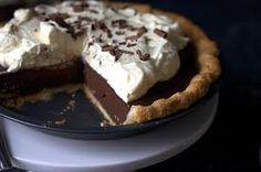 RITZ Triple-layer Chocolate Pie