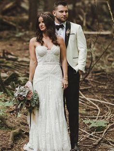 Rue De Seine Fox Gown Second-Hand Wedding Dress on Sale 14% Off