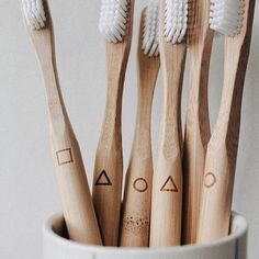 🌿Our bamboo toothbrushes are an eco-friendly alternative to a conventional plastic toothbrushes.  They are made out of natural moso bamboo, which is one of the fastest growing plants in the world, making it a very sustainable material. 🌍Free shipping on orders +40£ (UK & Ireland)  All orders are packaged by myself and posted via a drop off service. #staysafe Moso Bamboo, Fast Growing Plants, Making Out, Ireland, Eco Friendly, Alternative, Plastic, Drop, Free Shipping