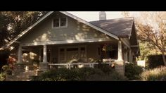 "Craftsman style home from movie, ""Must Love Dogs"".  I remember seeing this house in the movie and loving it (way more than I loved the movie)!"