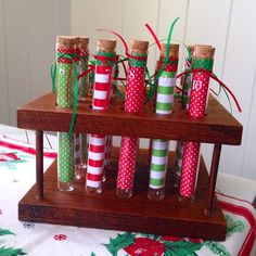 ljcfyi: Test tube advent calendar