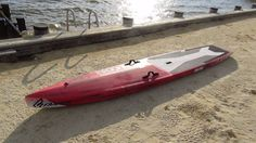 """Used 12' 6"""" Fanatic Falcon Flatwater Carbon Raceboard - $800  in Wrightsville Beach, NC"""