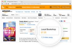 Bookindy Is A Chrome Extension That Hijacks Amazon To Let You Buy From Your Local Bookstore | TechCrunch