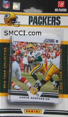 2012 Score Green Bay Packers Factory Sealed 12 Card Team Set Including Aaron Rodgers, Charles Woodson, Jermichael Finley, James Starks, Greg Jennings, Clay Matthews, Aj Hawk, Desmond Bishop, Jordy Nelson, B.j. Coleman, Nick Perry and Marc Tyler. by 2012 Score. $10.99. 2012 Score Green Bay Packers Factory Sealed 12 Card Team Set Including Aaron Rodgers, Charles Woodson, Jermichael Finley, James Starks, Greg Jennings, Clay Matthews, Aj Hawk, Desmond Bishop, Jordy ...
