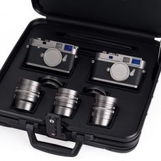 This Leica M Edition 100 null series set can be yours for $74,500 | Leica News & Rumors