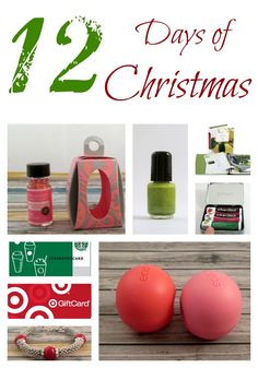 Walmart 12 days of christmas giveaway