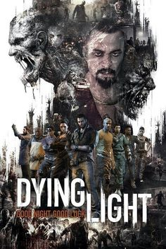 Dying Light - Video Games - Ideas of Video Games - Dying Light Games Zombie, Zombie Movies, Zombie Art, Geek Games, Ps4 Games, Parkour, Video Game Art, Video Games, Good Night Good Luck