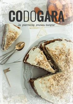 CODOGARA Ja pierniczę, znowu święta!  E-book z 13 świątecznymi przepisami Internetowego Magazynu Kulinarnego CODOGARA.