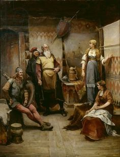 Vikings in popular culture are often viewed as the brutes of the Dark Ages, robbing, raping and pillaging people and goods. However, an analysis of their personal lives shows a much different side. Family life was important to Norse men, and every proper, upstanding Viking aimed to marry and have children. And although their parents …