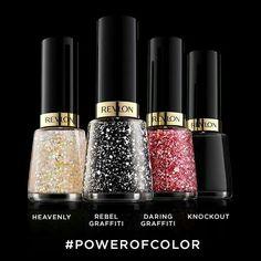 Revlon power of color nails