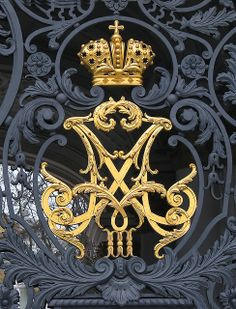 Royal Emblem by Aviatrissa(here and there), via Flickr