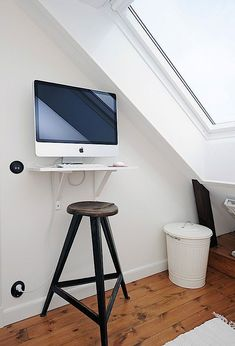 Most Popular DIY Computer Desk Plans, That Really Work For Your Home Office #computerdesk #homeoffice #workspaces