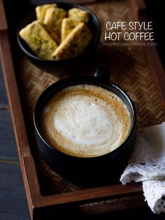 this method and recipe of cafe style hot coffee gives you a really good frothy coffee like the ones we get in baristas and cafes. made with only four ingredients and no special device or machine. you can make one of the best tasting coffee at home with nescafe in less than 15 minutes. Hot Coffee Recipe At Home, Coffee Recipes, Nescafe Coffee Recipe, Homemade Cafe, Goody Recipe, Tasty Vegetarian Recipes, Cafe Style, Instant Coffee, Coffee Cafe