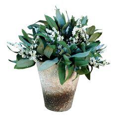 Faux White Lavender   Joss & Main