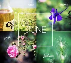 The greenest June