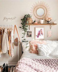 Room, Room Ideas Bedroom, Room Inspiration, Apartment Decor, Room Decor, Room Decor Bedroom, Chic Bedroom, Dorm Room Decor, Cozy Room