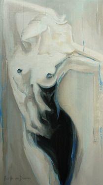 """Saatchi Online Artist Hesther Van Doornum; Painting, """"Awaking"""" #art"""