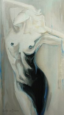 "Beautiful work...Saatchi Online Artist Hesther Van Doornum; Painting, ""Awaking - SOLD"" #art"
