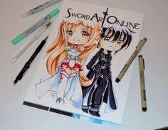 Sword Art Online by Lighane