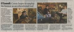 Page two of the Bee article.