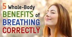 Breathing through your nose can improve health and helps optimize performance, endurance, post-exercise energy levels, and even your ability to metabolize fat. http://fitness.mercola.com/sites/fitness/archive/2015/04/24/breathing-techniques.aspx