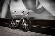 Top Force Wired - Bobby Wittaker Bespoke London #Passion for #cycling