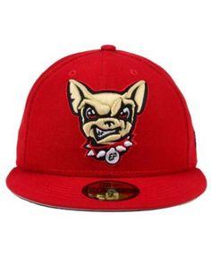 133b1ebc0277f New Era EL Paso Chihuahuas Logo Grand 59FIFTY Fitted Cap   Reviews - Sports  Fan Shop By Lids - Men - Macy s