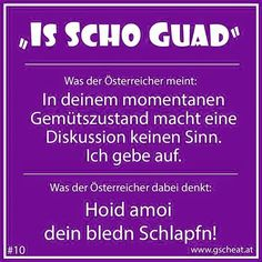 Idioms, Austria, Language, Wisdom, Lol, Sayings, Words, Funny, Quotes