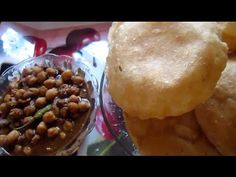 SPECIAL PINDI CHHOLE WITH POORI