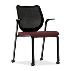 HON Iliria-stretch Stacking Chair Color: