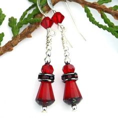A red hot collection of artisan handmade Valentine's Day gift ideas - @shadowdog #blog #handmade #ValentinesDay