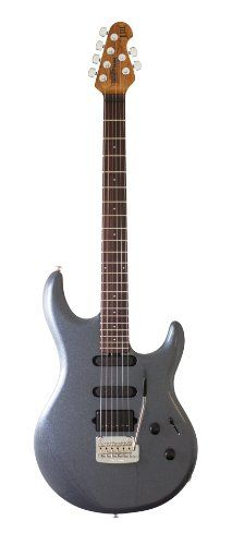 Ernie Ball Music Man 912-BC-RR-00-CS-CR Luke Electric Guitar, Bodhi Blue * To view further for this item, visit the image link.