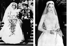 Princess Di.. Princess Grace ...