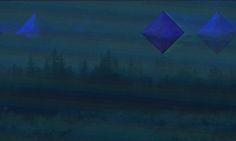 Œlose Œncounters of the Øctahedron : glitch_art