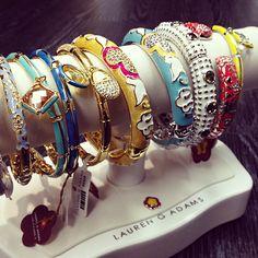 Lauren G. Adams Stackable Bracelets