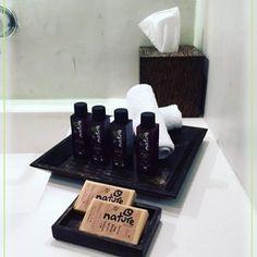 Nature care products @SantoMarisOia Luxury Suites & Spa