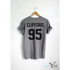 Michael Clifford Shirt Clifford 95 Tshirt Tumblr Unisex T Shirts... (€14) ❤ liked on Polyvore featuring tops, t-shirts, shirts, 5sos, bands, silver, women's clothing, unisex tops, silver shirts and silver t shirt